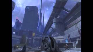 Halo 3: ODST Complete Soundtrack 04 - Tayari Plaza