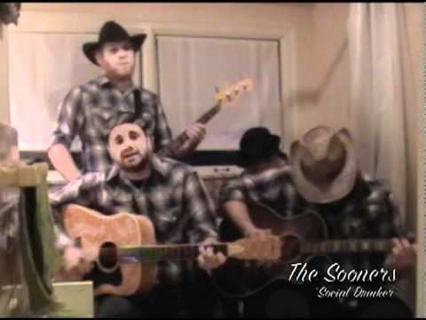The Sooners - Social Drinker (The Bathroom Sessions)
