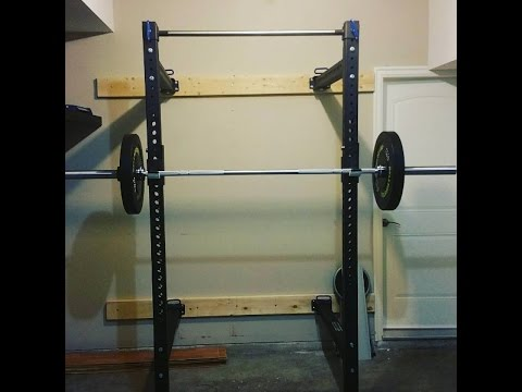 Steel Folding Power Rack 2.0 Review
