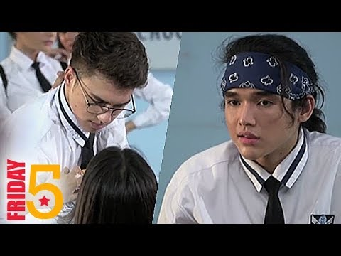 Friday 5: Signs that Cocoy is jealous over Tads and Patrick's blooming friendship