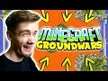 GROUNDWARS PVP GODS !! - ( New Minecraft Gamemode )