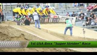 Strider World Cup at USA BMX Grand Nationals - 11/24/12 - Tulsa, OK
