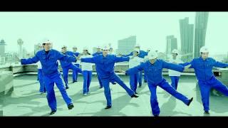 Строители танцуют Кара Жорга (ТОО СК