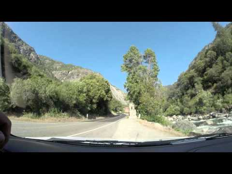 Western United States  Roadtrip Time Lapse
