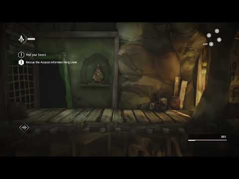 Assassins creed chronicles China gameplay  