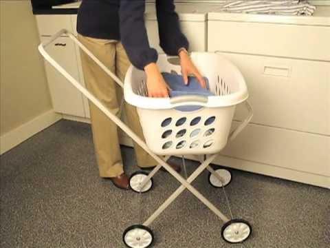 Laundry Trolley Goldviolin Com Youtube
