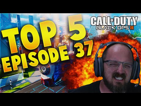 """""""Cross Map War Machine!"""" - Top 5 Call of Duty Clips of the Week! Episode #37 (Submit Your Clips!)"""
