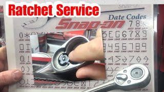 Snapon Ratchet Repair Service Keep My 71-15 Ratchet From 1946 Plus May 2019 Prom