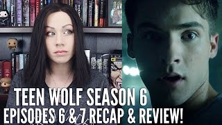 """Download Video Teen Wolf Season 6 Episodes 6 & 7 """"Ghosted"""" and """"Heartless"""" Recap & Review MP3 3GP MP4"""