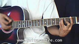 Fall For You (of Secondhand Serenade, by www.guitartutee.com