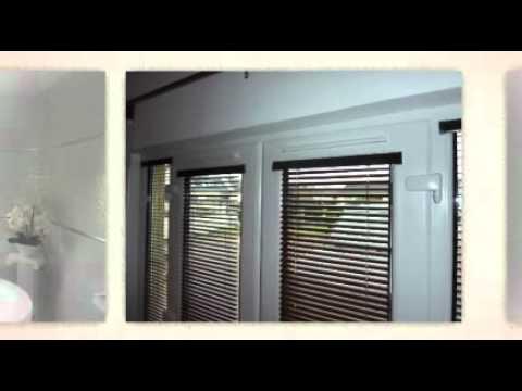Child safe cordless blinds.