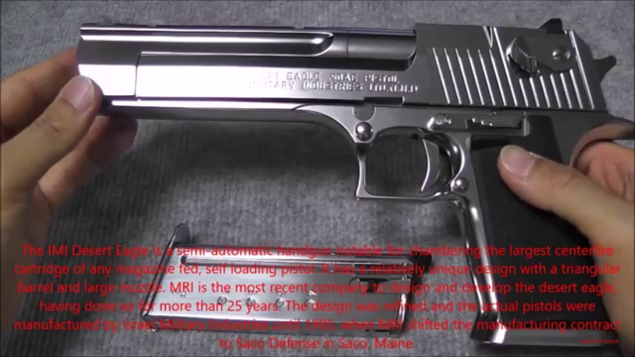 Biggest pistol in the world
