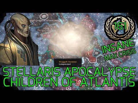 Dreamy Claim Stacking - Stellaris Apocalypse Roleplay CHILDREN OF ATLANTIS Highest Difficulty #161 |
