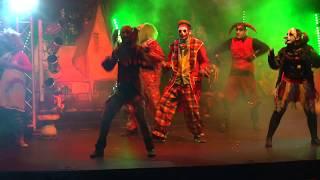The Freakshow + Countdown, Halloween Horror Fest Moviepark Germany 2017