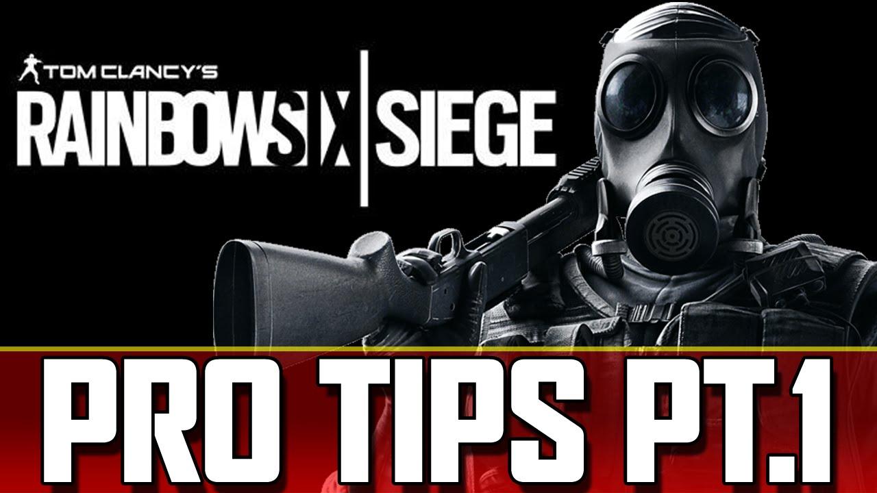 Rainbow Six Siege Pro Tips and Tricks   RB6 Siege   Defense Part 1