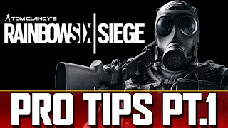 Rainbow Six Siege Pro Tips and Tricks | RB6 Siege | Defense Pa…