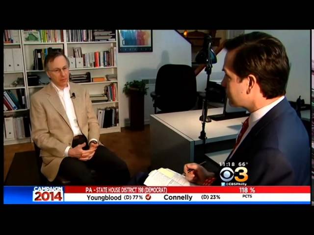 Get the Job You Want Interview CBS3 - Career Coach Ford R Myers - Career Potential, LLC