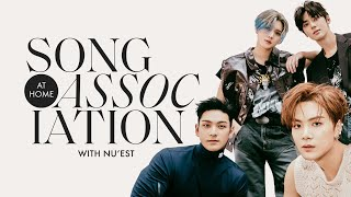 NU'EST Sings Sia, Justin Timberlake, and \