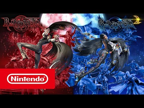 Bayonetta & Bayonetta 2 - Launch Trailer (Nintendo Switch)