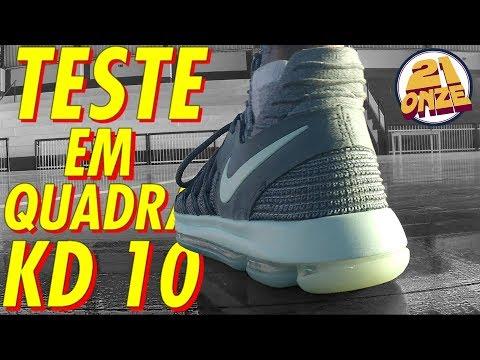 93a4fdd8c1f6 Teste em QUADRA UNDER ARMOUR CURRY 4 Canal 21onze Tênis de Basquete
