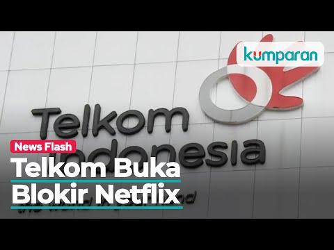 NONTON NETFLIX PAKAI INDIHOME di SMART TV.