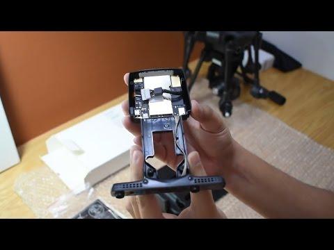 Typhoon H - Installing Intel RealSense Module & Testing