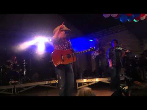 """aaron-watson-""""i-don't-want-you-to-go""""-""""songs-about-saturday-night""""-&-""""hey-y'all""""-live-in-france-'12"""