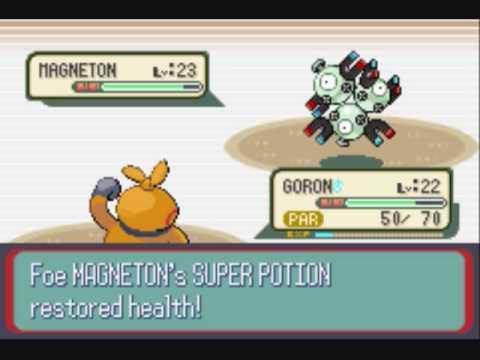 Pokemon Sapphire Walkthrough