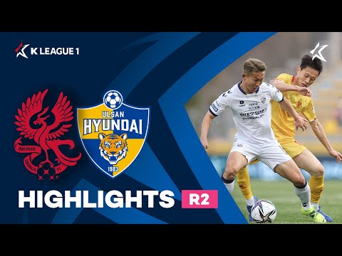 Gwangju FC Ulsan Hyundai Goals And Highlights