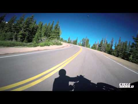 Project 156 Pikes Peak Race Day ONBOARD VIDEO