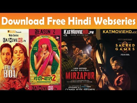 How to Download Hindi Webseries Free - YouTube