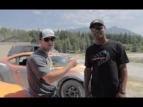 Antron Brown and Steve Torrence visit DirtFish