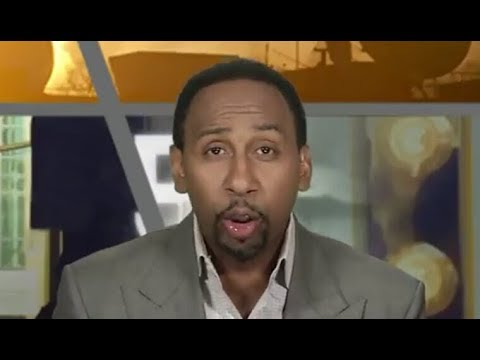 STEPHEN A. SMITH THINKS EZEKIEL ELLIOTT SHOULD DROP THE APPEAL AND SERVE HIS 6 GAME SUSPENSION!