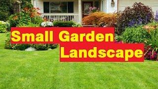 Gambar cover [Garden Ideas] Small garden landscape Pictures Gallery