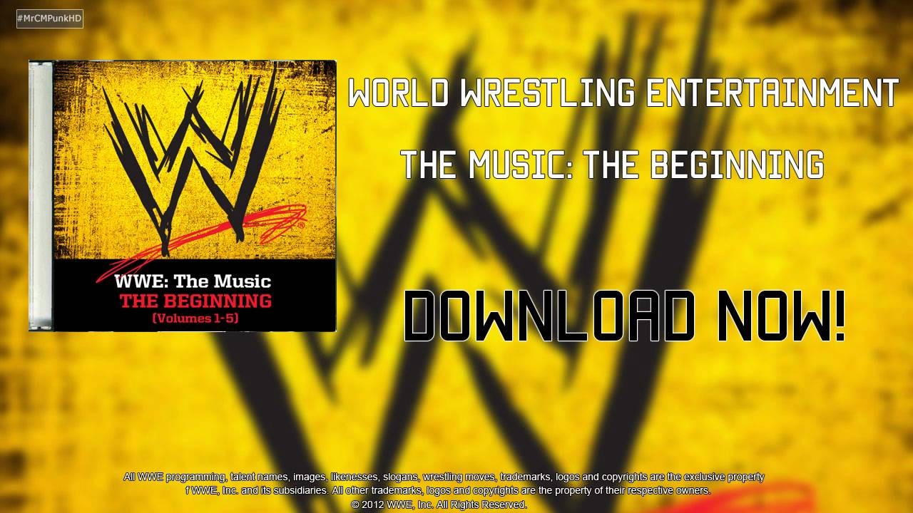wwe the music vol 11