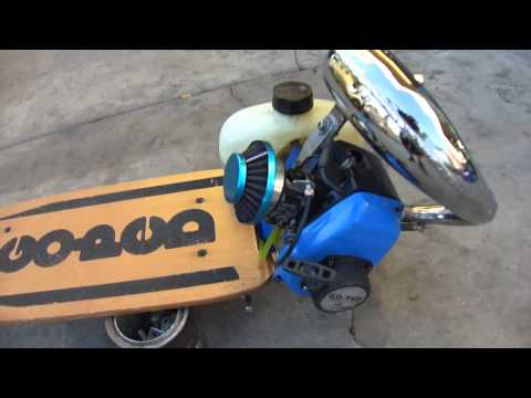 Goped 29cc Sport Moded Running