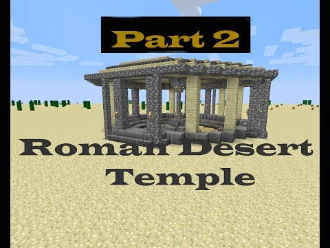 Roman desert temple part 2
