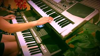 A THOUSAND YEARS - Christina Perri - Instrumental keyboards cover