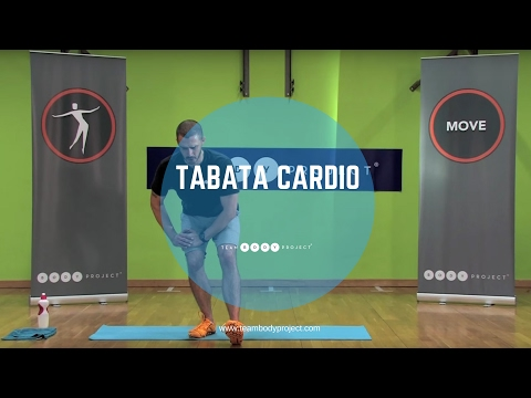 Tabata Challenge - 25 minute workout.