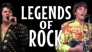 LEGENDS of ROCK Promo (Superior Audio)