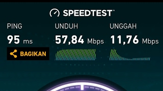 XL config simpel, Speed gokilllll. Unlimited !