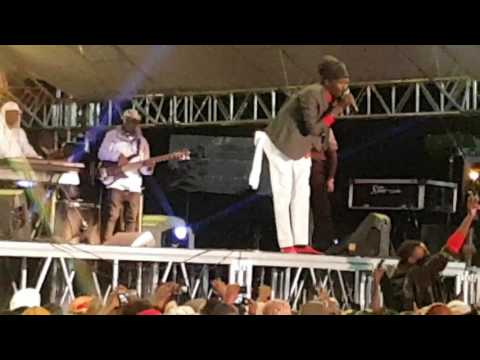 Anthony B live at Glamis Arena for the Star FM's 5th Anniversary