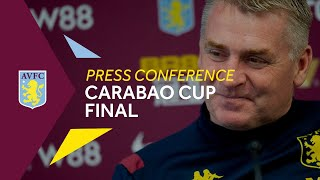 Press Conference | Pre Carabao Cup Final