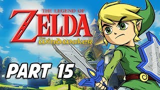 The Legend of Zelda The Wind Waker HD Walkthrough Part 15 - Boomerang (Wii U Gameplay)