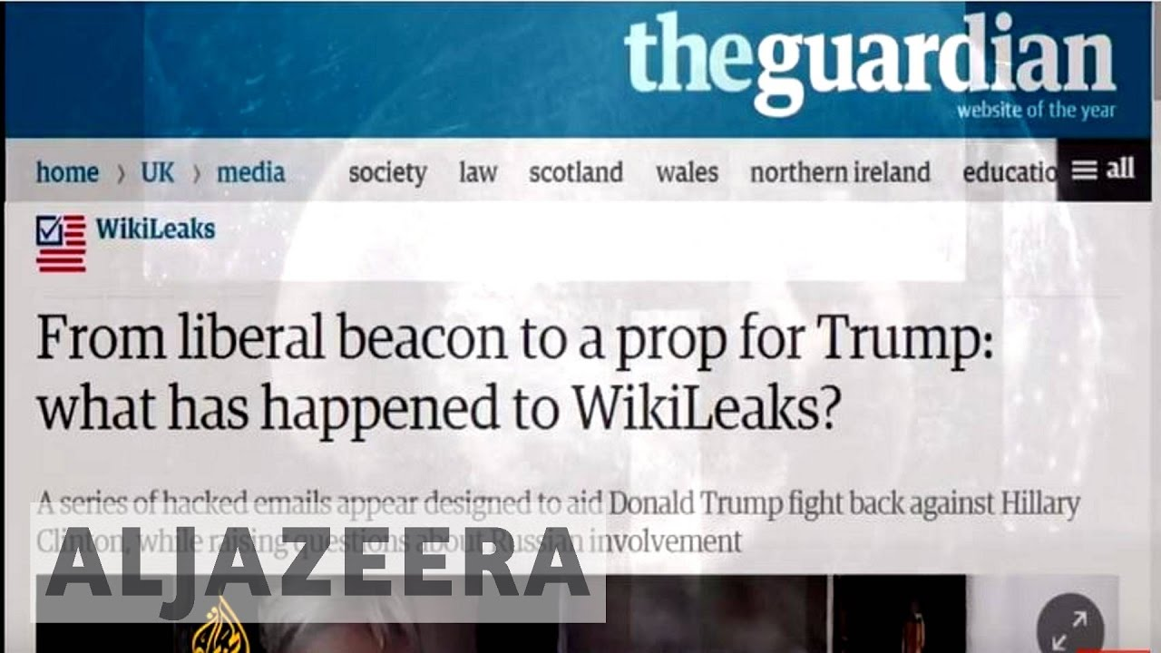 WikiLeaks: Neutral reporter or political player? - The Listening Post (Full)