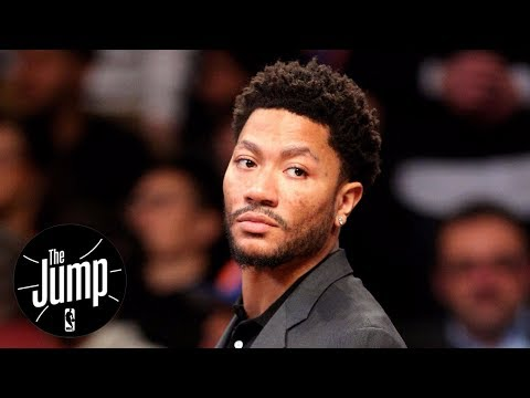 The Rehabilitation Of Derrick Rose | The Jump | ESPN