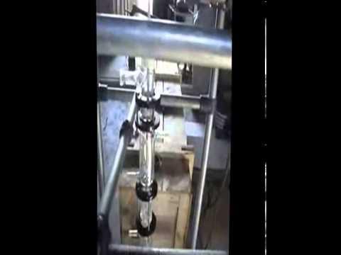 Glass Tubular Reactor by Star Scientific Glass Co.