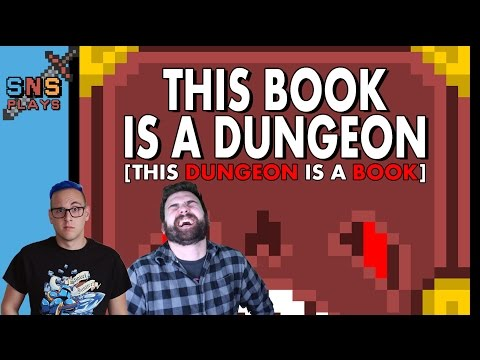 """This Book Is A Dungeon: """"I've got a story to tell..."""" 