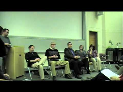 Waiting for Superman Panel Discussion: March 4 Screening.m4v