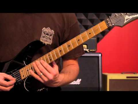How to play Runnin' with the Devil by Van Halen
